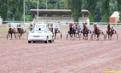Photo Hippodrome d'Amiens 13 Juillet 2014