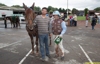 Photo Baby Quick Hippodrome d'Amiens 13 Juillet 2014